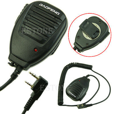 Durable Radio Speaker Microphone Mic For Baofeng UV-5R A + BF-888S UV-5RB UV-5RC