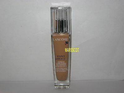 Lancome Teint Miracle foundation BISQUE 4 (W)   full size  1.0 oz   SPF 15