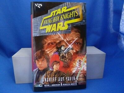 9.064 Star Wars YOUNG JEDI KNIGHTS ANGRIFF AUF YAVIN HARDCOVER
