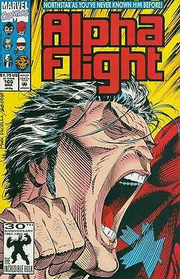 Alpha Flight Vol. 1 (1983-1994) #106