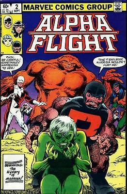 Alpha Flight Vol. 1 (1983-1994) #2