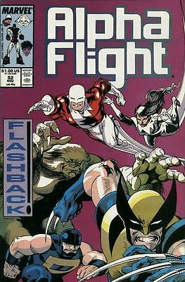Alpha Flight Vol. 1 (1983-1994) #52