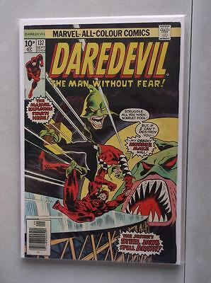 Daredevil Vol. 1 (1964-2011) #137 VF- UK Price Variant