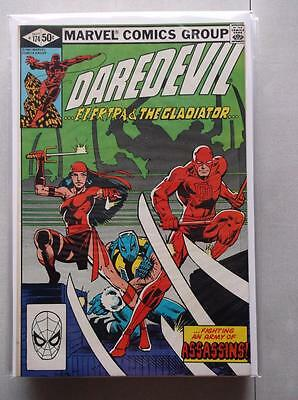 Daredevil Vol. 1 (1964-2011) #174 VF/NM UK Price Variant
