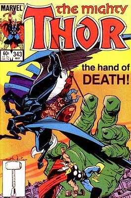 Mighty Thor Vol. 1 (1966-2011) #343