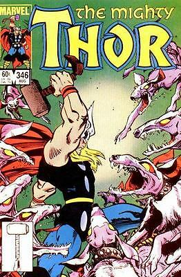 Mighty Thor Vol. 1 (1966-2011) #346