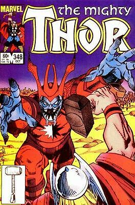 Mighty Thor Vol. 1 (1966-2011) #348