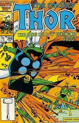 Mighty Thor Vol. 1 (1966-2011) #366