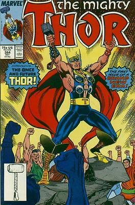 Mighty Thor Vol. 1 (1966-2011) #384