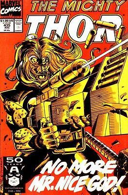 Mighty Thor Vol. 1 (1966-2011) #435