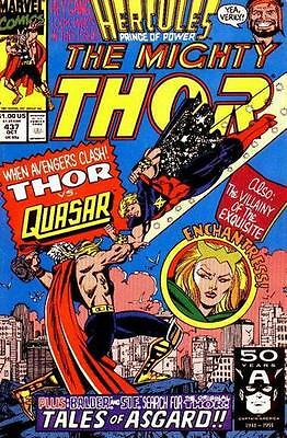 Mighty Thor Vol. 1 (1966-2011) #437