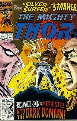 Mighty Thor Vol. 1 (1966-2011) #443