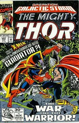 Mighty Thor Vol. 1 (1966-2011) #445