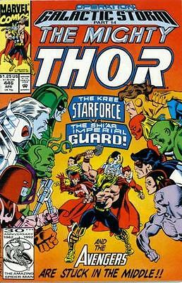 Mighty Thor Vol. 1 (1966-2011) #446