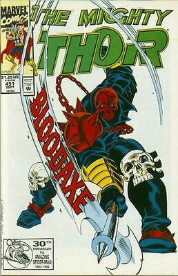 Mighty Thor Vol. 1 (1966-2011) #451
