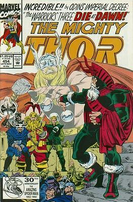 Mighty Thor Vol. 1 (1966-2011) #454