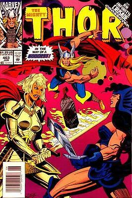 Mighty Thor Vol. 1 (1966-2011) #463