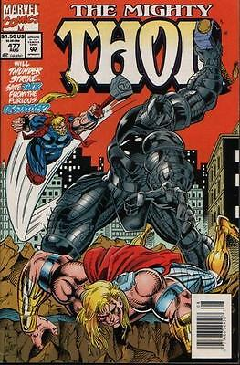 Mighty Thor Vol. 1 (1966-2011) #477