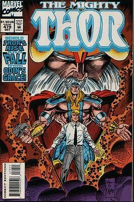 Mighty Thor Vol. 1 (1966-2011) #479