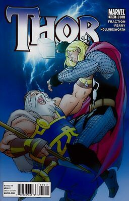 Mighty Thor Vol. 1 (1966-2011) #619