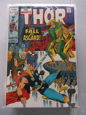 Mighty Thor Vol. 1 (1966-2011) #175 VF+ UK Price Variant