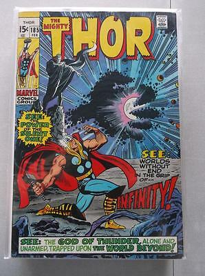 Mighty Thor Vol. 1 (1966-2011) #185 VF
