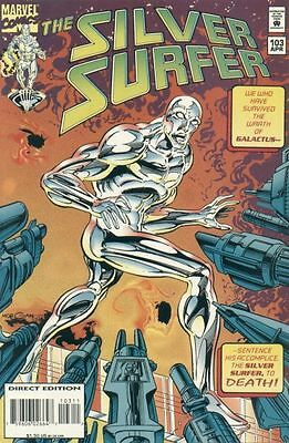 Silver Surfer Vol. 3 (1987-1998) #103
