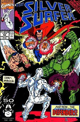 Silver Surfer Vol. 3 (1987-1998) #58