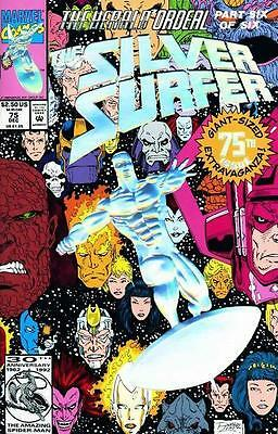 Silver Surfer Vol. 3 (1987-1998) #75