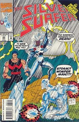 Silver Surfer Vol. 3 (1987-1998) #85