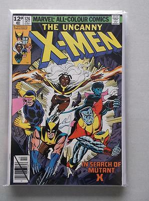 Uncanny X-Men Vol. 1 (1963-2011) #126 VF/NM UK Price Variant