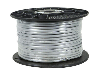 Monoprice 953 6 Wire, Stranded, Silver - 1000ft