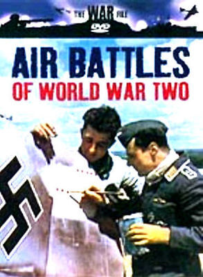 Air Battles Of World War Ii Two 2 (Very Good Condition All Region Dvd)