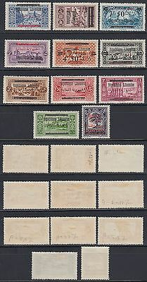 Liban Lebanon 1928 * ex Mi.121/33 Definitives Freimarken, MLH [sr1313]