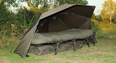 NASH Tackle NEW Carp Fishing Scope Recon Brolly - T3750