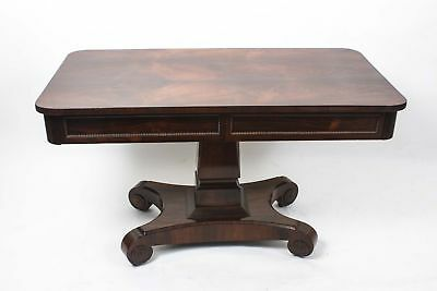 Antique Wiliam IV Rosewood Writing / Sofa Table c.1830