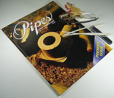 BACK ISSUES of PIPES & TOBACCOS Magazine – Vol 19 No 3 – Fall 2014