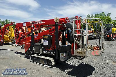 2012 Teupen Leo 15Gt Plus Aerial Lift