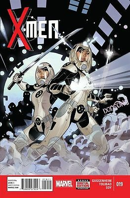 X- Men #19 (NM)`14 Guggenheim/ Tolibao