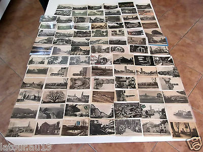 (n°3) gros lot de 88  Cartes postales anciennes , cpa , ETIVAL CLAIREFONTAINE