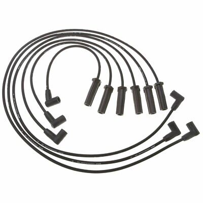 chevy impala ss fire department dub city jada free shipping 1 64 1968 Impala SS ac delco spark plug wires set of 6 new chevy chevrolet impala pontiac 9746bb