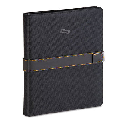 Solo Urban Universal Fit Tablet Case, Fits 8.5-11 Tablets, Polyester, Black