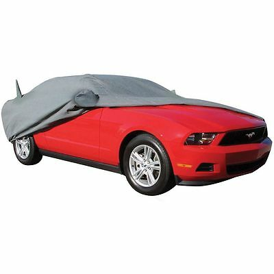 Rampage Car Cover New Gray Coupe Ford Mustang 2005-2014 1600