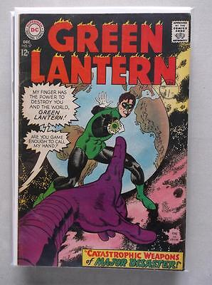 Green Lantern Vol. 2 (1960-1988) #57 FN/VF
