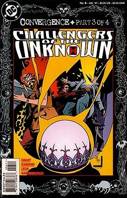 Challengers of the Unknown Vol. 3 (1997-1998) #6