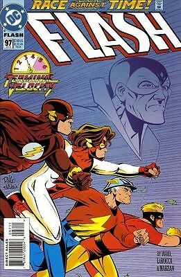 Flash Vol. 2 (1987-2009) #97