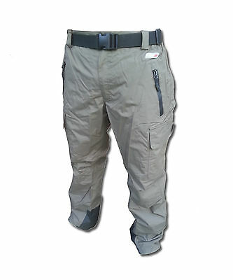 Scierra Kenai Over-Trouser's Brown *All Sizes* Coarse Fly Fishing