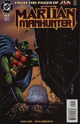 Martian Manhunter Vol. 2 (1998-2001) #5