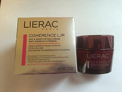 Lierac Paris Coherence L.IR Day and Night Lifting Cream Anti-Wrinkle and Firming