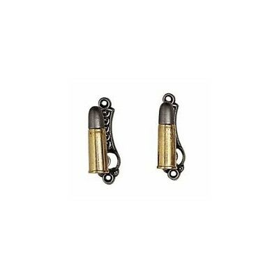 Denix Bullet Hanger For Guns And Swords - Brass Jacket with Gray Bullet
